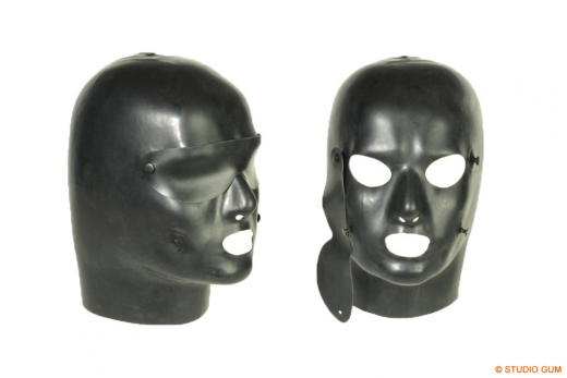 Discipline Latex Mask DM1