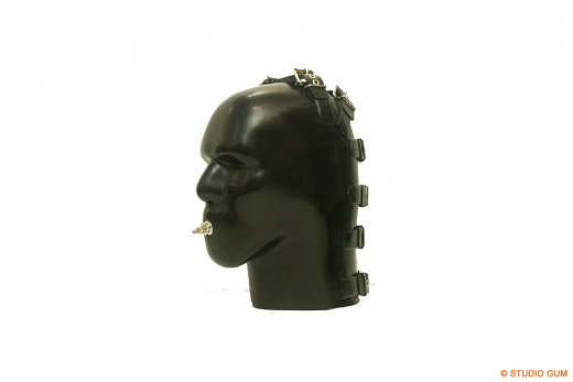 Heavy Rubber Latex Helmet M4a-R