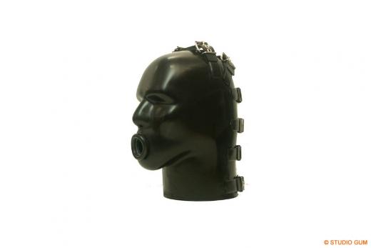 Heavy Rubber Latex Helmet M4b-R