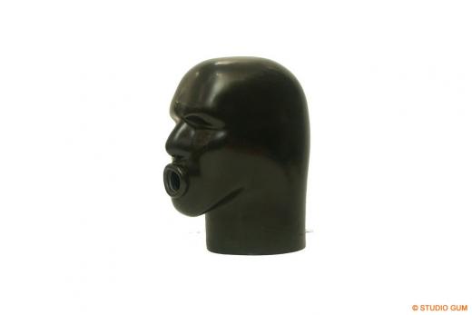 Heavy Rubber Latex Helmet M4b-Z