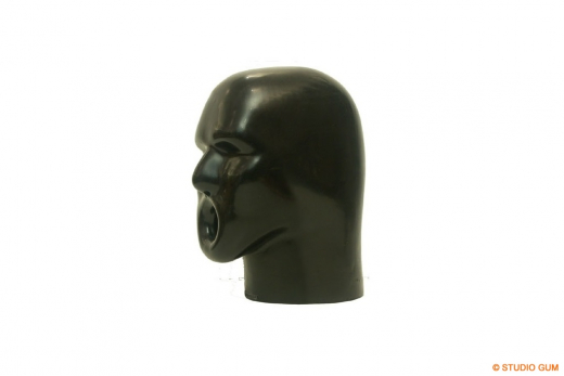 Heavy Rubber Latex Helmet M4-Z