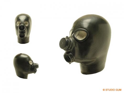 Gas Mask Hood GMH2
