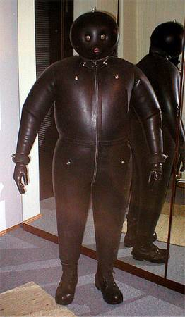inflatable Rubbersuit GA 5