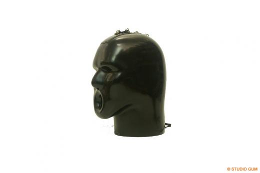 Heavy Rubber Latex Helmet M4-S