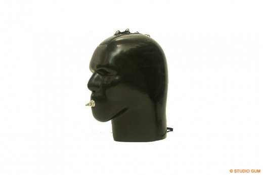 Heavy Rubber Latex Helmet M4a-S