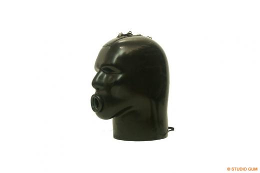 Heavy Rubber Latex Helmet M4b-S