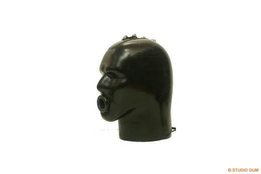 Heavy Rubber Latex Helmet M4c-S