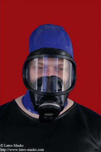 Gasmask Auer 3S