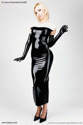 Long dress sleeveless