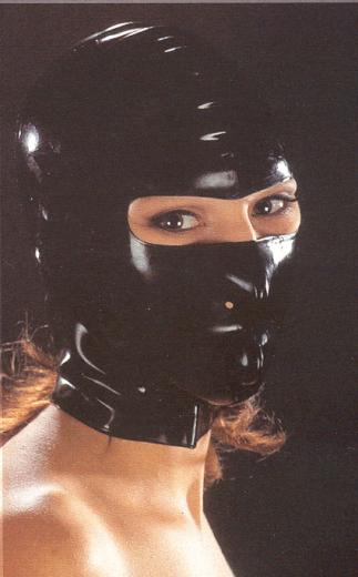 Cunilingus-Maske