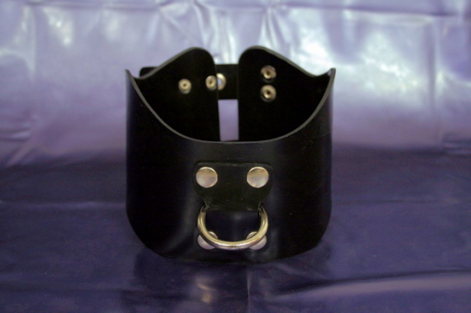 Collar option lockable