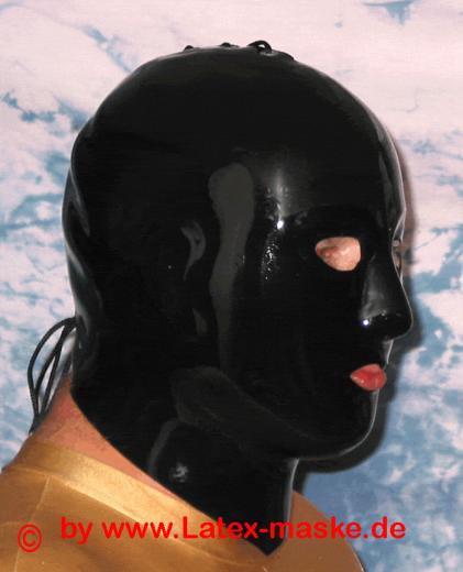 Heavy Rubber Mask