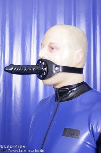 Dildo harness