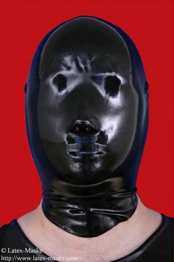 Anatomical mask nose opening of Fetisso
