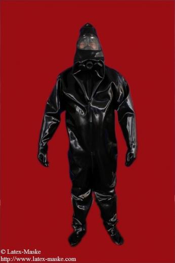 Heavy Rubber Suit