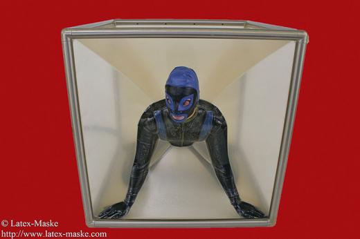 Vacuum cube high-grade steel