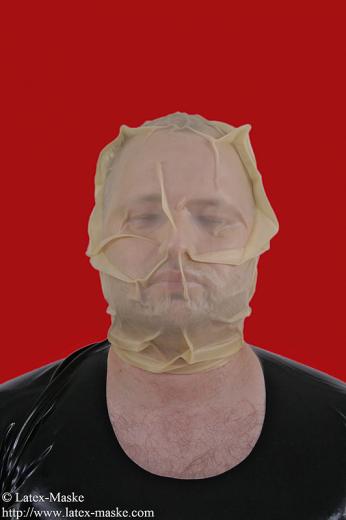 Breath control head bag