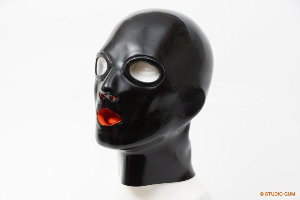 Anatomical Latex Mask Latex Maske