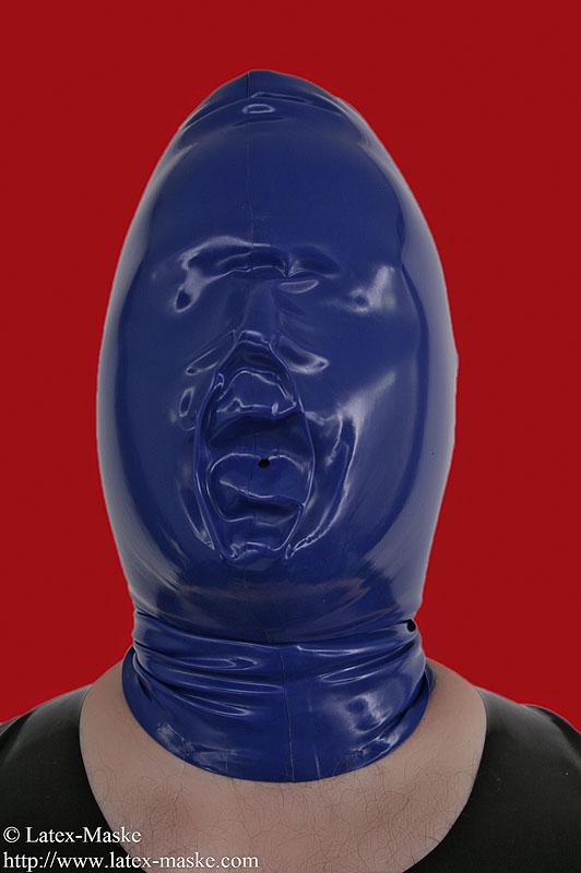Vacuum bag bondage breath paly rubberdoll - 3 6