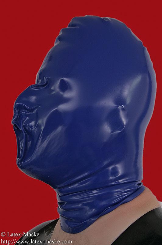 Breathplay Mask Small Breath Bag Latex Maske