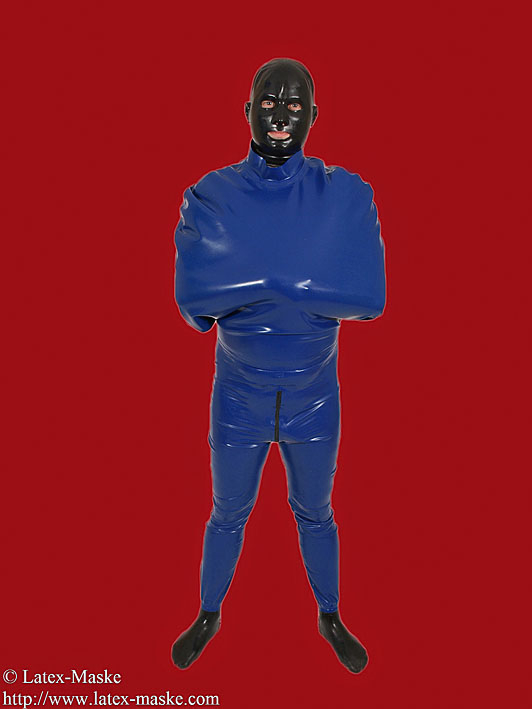 Latex Bondage Suit 15