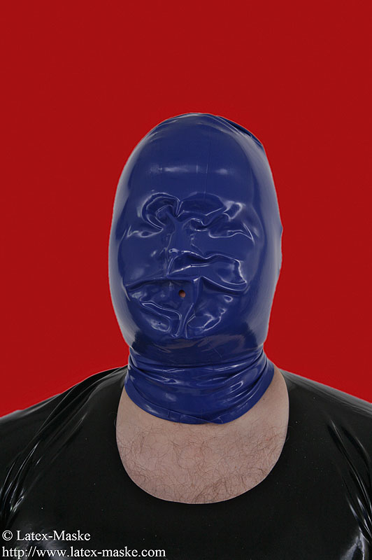 Breathplay Mask Quot New Model Quot Latex Maske
