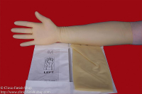 Latex gloves puder free gynecology