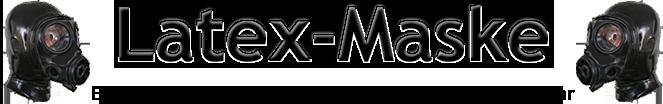 Latex-Maske, exklusive Latex- und Fetischartikel